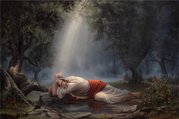 Picture of Gethsemane