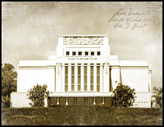 Picture of Laie Vintage