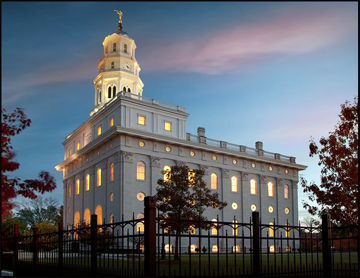 Picture of Nauvoo Celestial Light