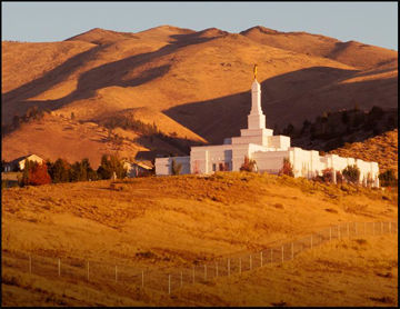 Picture of Reno Temple Hillside