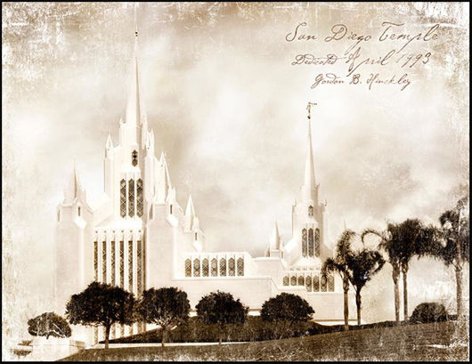 Picture of San Diego Vintage
