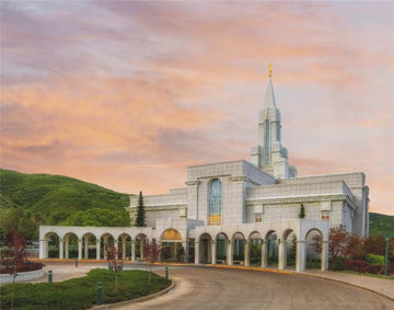 Picture of Bountiful Temple 14