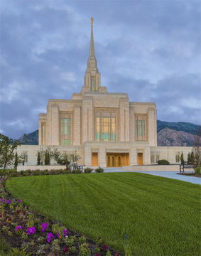 Picture of Ogden Temple 01