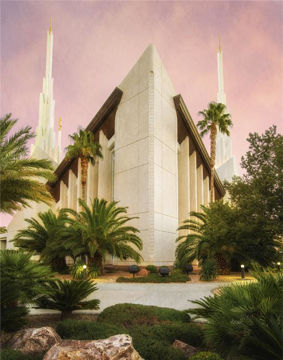 Picture of Las Vegas Temple 01