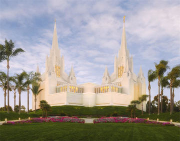 Picture of San Diego Temple 05