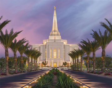Picture of Gilbert Temple 01