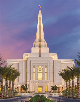 Picture of Gilbert Temple 02