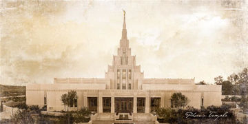 Picture of Phoenix Temple Vintage