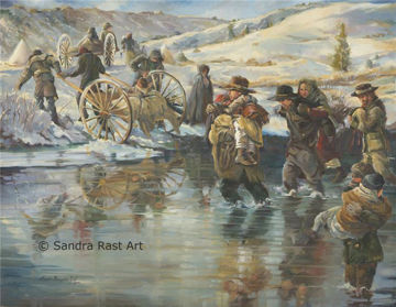 Picture of Sweetwater Rescue Of 1856