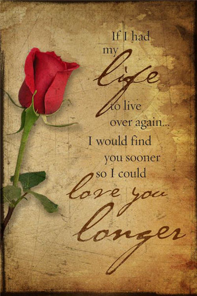 Picture of Love You Longer (Rose)
