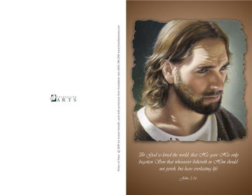 Picture of Prince Of Peace Program Covers 11 X 8.5