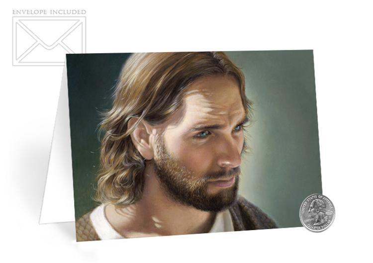 Picture of Prince Of Peace Card 5 X 7