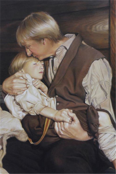 Picture of If Father Will Hold Me