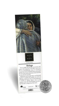 Picture of Refuge Bookmark 2 X 7