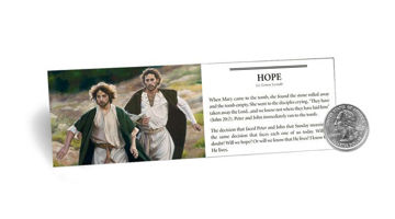 Picture of Hope Bookmark 2 X 7