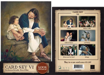 Picture of Son of Man Card Set #6  5 X 7