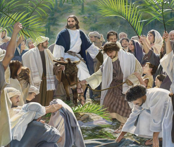 Picture of Triumphal Entry