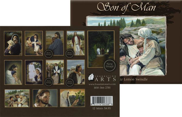 Picture of Son Of Man 3X4 Mini Pack Mini 3 X 4