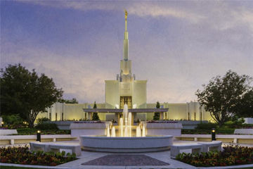 Picture of Denver Temple 02