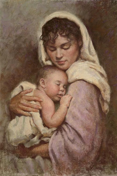 Picture of Mary's Son