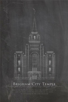 Picture of Brigham City Elevation