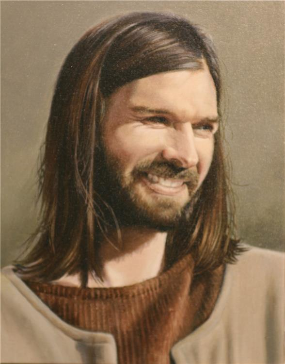 jesus the christ by liz lemon swindle