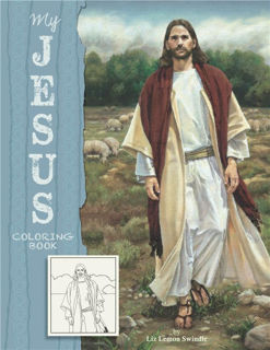 Picture of My Jesus Coloring Book 8 1/2 X 11