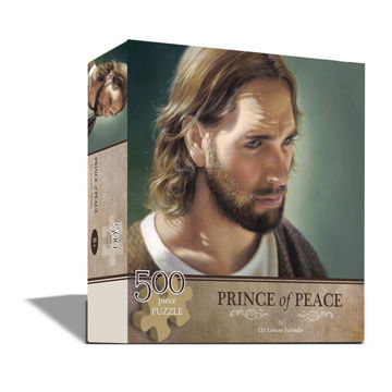 Picture of Prince of Peace Puzzle 24 X 18
