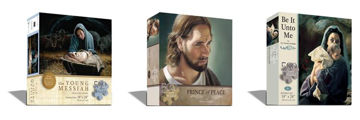 Picture of 3-Piece Puzzle Set 24 X 18