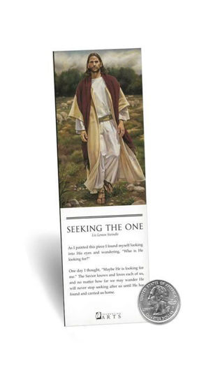 Picture of Seeking The One Bookmark 2 X 7