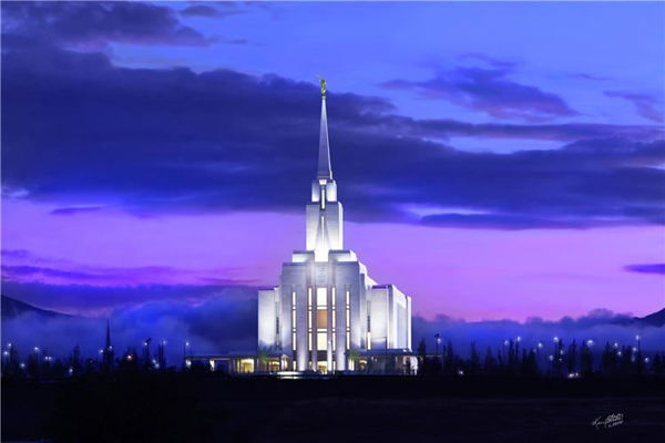 Picture for category Oquirrh Mountain, Utah
