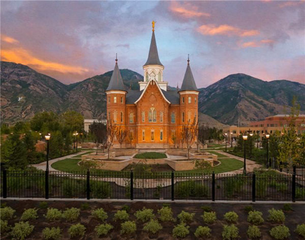 Picture for category Provo City Center, Utah