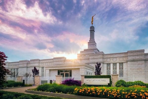 Picture of Detroit Temple