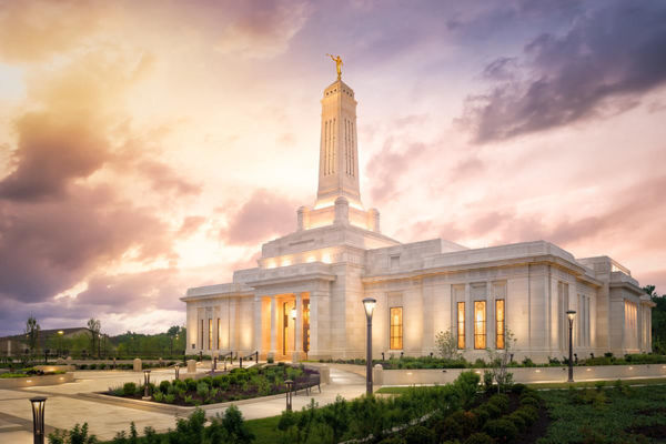 Picture of Indianapolis Temple