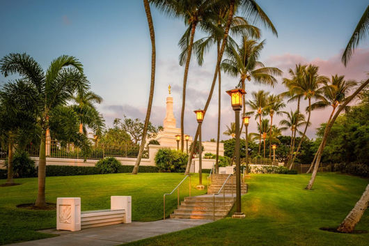 Picture of Kona Temple Grounds