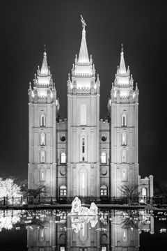 Picture of Salt Lake Nativity
