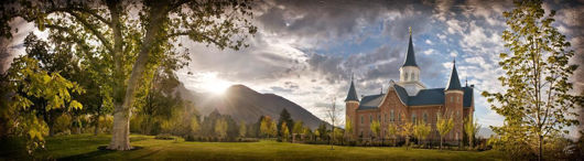 Picture of Provo CC, The Day Dawn Is Breaking