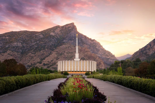 Picture of Provo Pathway to Heaven