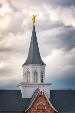 Picture of Provo City Center Steeple