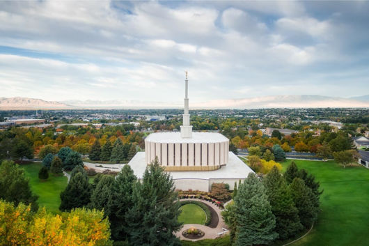Picture of Provo Day Aerial