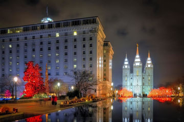 Picture of Temple Square Reflecting Pool