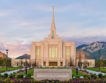 Picture of Ogden Temple 08