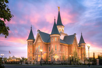 Picture of From the Ashes, Rekindling the Flame of Faith - Provo City Center