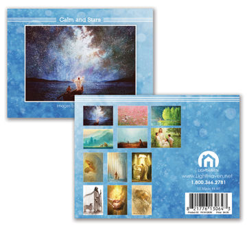 Picture of Calm and Stars Mini Pack 3 X 4