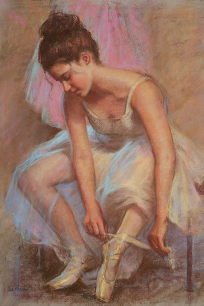 Picture of Ballet Girl
