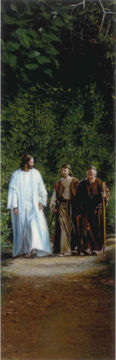 Picture of The Road to Emmaus Bookmark 2 X 7