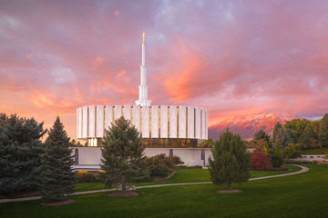 Picture of Provo Sacred Ground