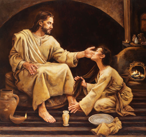 Picture of Because He First Loved Us