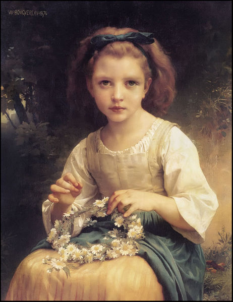 Picture of Child Braiding Crown