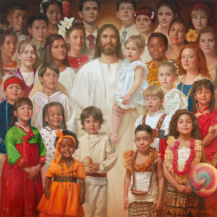 Picture of I Am a Child of God